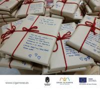 El Ayuntamiento invita a los vecinos de la zona EDUSI Alicante a enamorarse de la lectura para celebrar el día de San Valentín