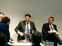 El alcalde presenta los proyectos de futuro de las estrategias de desarrollo urbano y sostenible de Alicante