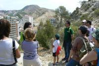 El concejal de Medio Ambiente Israel Cortés