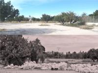 El antes y el después de la limpieza en la Ronda de Melilla y las inmediaciones de Santa Faz