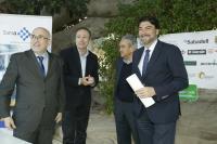 El alcalde en la competición de programación organizada por Google en Alicante
