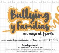 Confererencia bullying y familias
