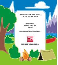 Campamento Semana Santa Centro 14