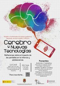 """Jornada para profesionales """"Cerebro y nuevas tecnologías"""""""