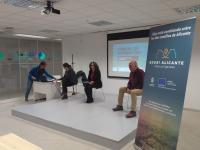 """La EDUSI Alicante reúne a la Mesa de la Operación """"Panorama Cigarreras"""" para acordar el programa de actividades culturales a través de un proceso participativo"""