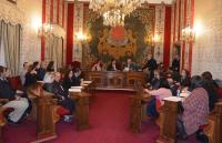 El Pleno municipal de esta mañana