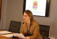 Portavoz del gobierno municipal, Mari Carmen de España