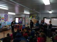 Actividad realizada en la Cañada de Fenollar el pasado fin de semana