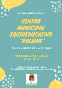 "Centro Municipal Socioeducativo ""Palamó"""