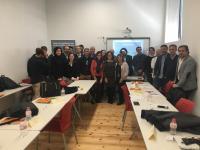 La Concejalía de Coordinación de Proyectos registra un gran éxito de participación en la segunda reunión del Grupo de Trabajo Innovación EDUSI