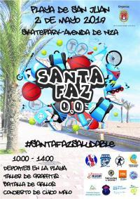 Zonas Deportivas y de actividades #PorUnaSantaFazSaludable