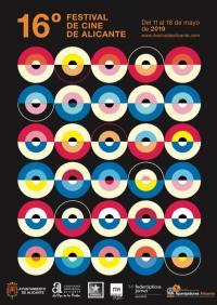 cartel 16º festival de cine