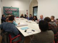 """La Concejalía de Coordinación de Proyectos convoca la segunda Mesa de Trabajo de la de la Operación EDUSI """"Movilidad e Intervención Viaria"""""""