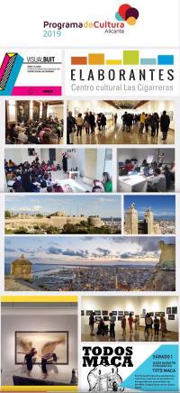 Plan de Cultura Alicante