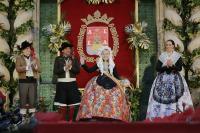Luis Barcala impuso la banda a Noelia Vinal Rondón.