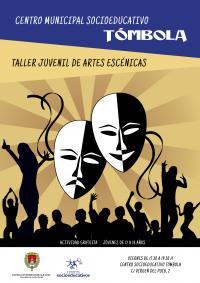 """Taller de Artes Escénicas. Centro Municipal Socioeducativo """"Tómbola"""""""