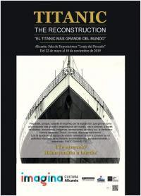 "Exposición. ""Titanic. The Reconstruction"" en La Lonja"