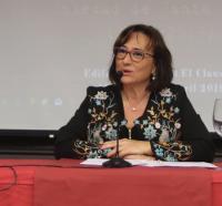 Mari Ángeles Goitia, concejala de Inmigración y Cooperación