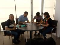 La Concejalía de Juventud firma un convenio con el Consell de la Joventut d'Alacant para promocionar la participación y el apoyo a las asociaciones