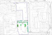 El Ayuntamiento planifica la mejora de la zona verde ubicada en la Avenida de los Países Escandinavos junto al CEIP  Condomina