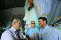 El Ayuntamiento incrementa en 66.000 euros la subvención a la Federación de Fogueres de Sant Joan en 2019 para la organización, gestión y desarrollo de las Hogueras con un total de 286.000 euros