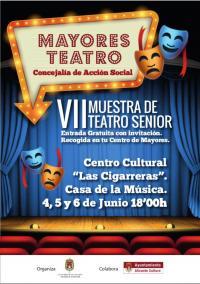 Muestra Teatro Senior