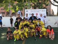 """XIII Torneo Ciudad de Alicante """"Jóvenes contra la droga"""""""