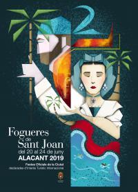 Cartel Fogueres 2019