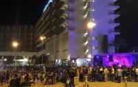 Más de cuatro mil personas participaron en las numerosas actividades organizadas, del 21 al 23 de junio en la playa del Postiguet.