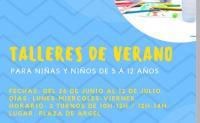 Talleres de Verano Zona Norte 2019