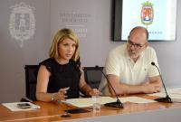 Mari Carmen Sánchez y Manuel Villar informaron sobre los expedientes por 2,2 millones aprobados por la Junta de Gobierno.