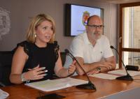 """La portavoz del equipo de gobierno, Mari Carmen Sánchez, ha destacado la importancia de """"facilitar la integración sociolaboral de personas en s..."""
