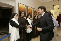 Eucaristía de Acción de Gracias y Despedida a las Clarisas de Santa Faz
