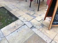 Plan para mejora de aceras y bordillos