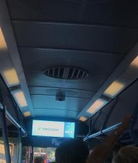 Tecnología punta en los autobuses