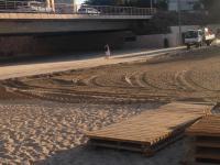 Recuperación de la playa de La Albufereta