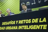 """Luis Barcala, en la nauguración de la Jornada """"Desafíos y retos de la Movilidad Urbana Inteligente"""""""