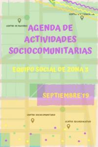 Agenda zona sur