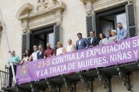 Conmemoración del Día Internacional contra la Explotación Sexual
