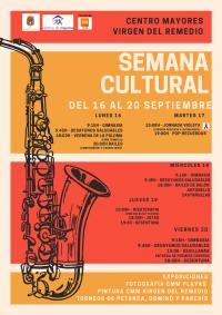 Semana Cultural Centro Mayores Virgen del Remedio