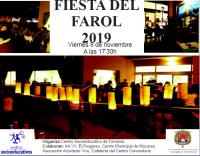 Fiesta del Farol 8 noviembre 2019 C.C.Tómbola