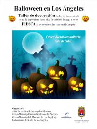 Halloween en los Ángeles 2019