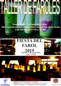 Taller de Faroles C.C.Tómbola 2019