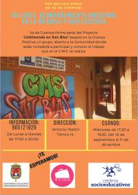 "Talleres ""Va de Cuentos"" C.Juvenil Municipal San Blas 2019"