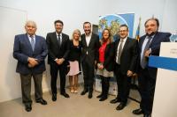 Los alcaldes de Alicante y Elche en las jornadas sobre la Región Funcional Alicante-Elche
