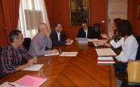 La comisión técnica realizó su sesión de trabajo con participación del concejal de Deportes, José Luis Berenguer