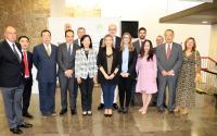 Delegación china de Suzhóu