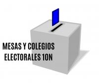 Exposición Mesas Electorales 10N
