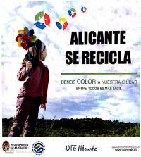 Alicante se recicla