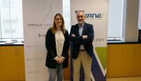 La concejala de Empleo y Fomento, Mari Carmen de España en la presentación del curso